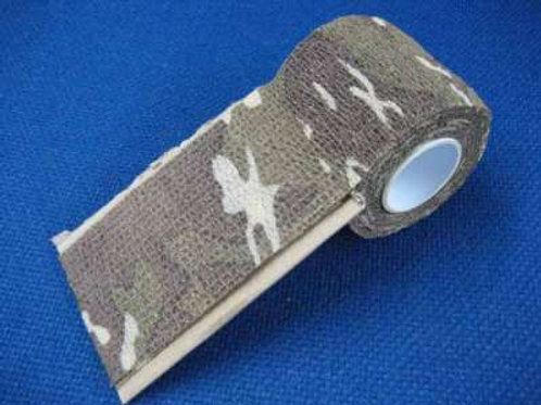 ASG Camouflage fabric tape, desert