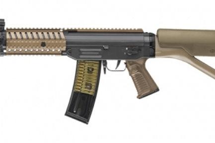ICS (Metal)(Tan) SG 552 MRS Airsoft Gun AEG