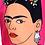 Thumbnail: Frida Kahlo Pink Tote