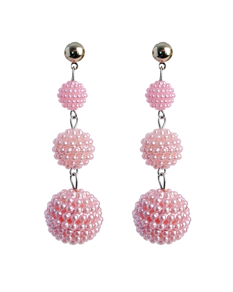 Pearly Planet Earring