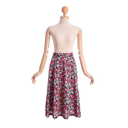 Summer Breeze Vintage Skirt