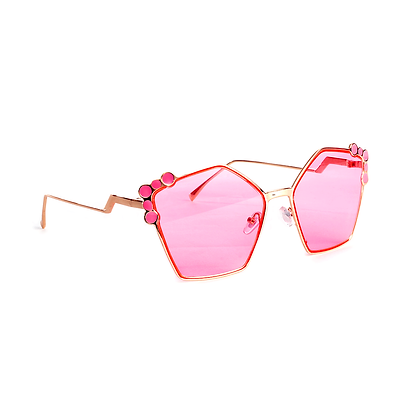 Bubblegum Sunglasses