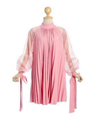 Strawberry Pink Dress