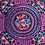 Thumbnail: Spiraling Birds of Paradise Cushion Cover