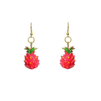 Juicy Dragonfruit Earrings
