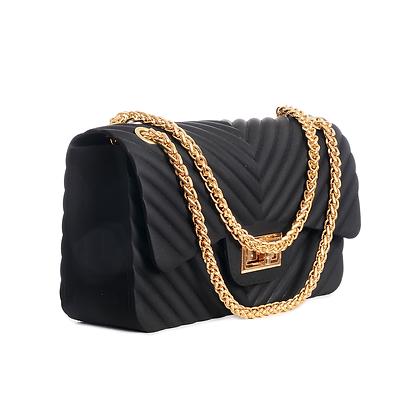 Classy Black Handbag