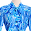 Thumbnail: Brushstroke Blue Dress