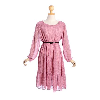Blushing Rose Dress