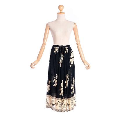 Boho Babe Vintage Skirt