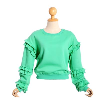 Mint Madness Sweater