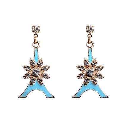 La Tour Eiffel Earrings