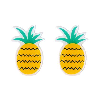 Who Lives in A Pineapple.. Earrings