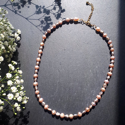 Tatiana Nestor Fresh Water Pearl Necklace