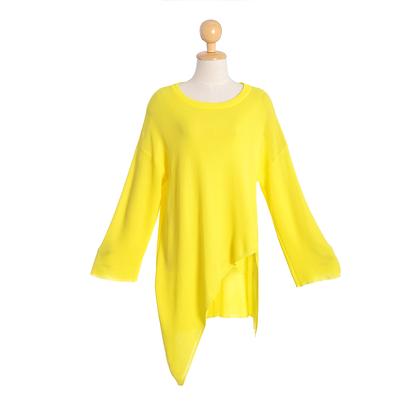 Sunshine Yellow Knit