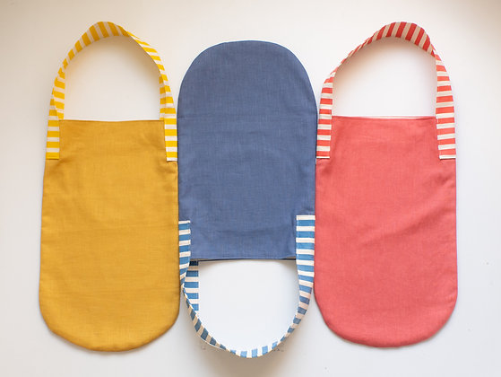 We Are Plop! Linen Bag