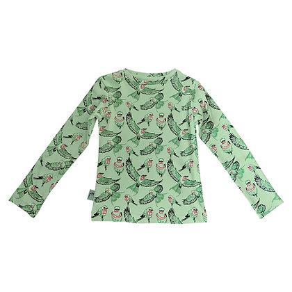 Fauna Kids Bird Long Sleeved T-Shirt