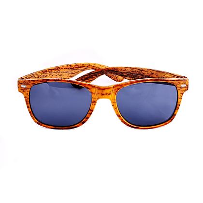 Faux Wood Sunglasses