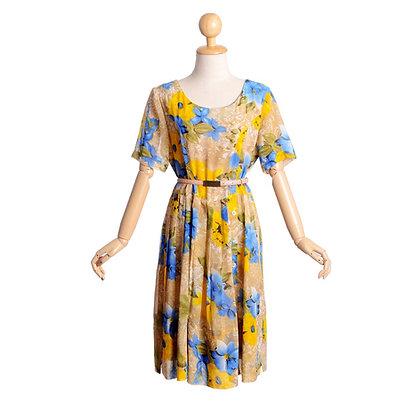 Beez, Please Vintage Dress