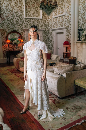 Laoise Carey 'Children of Lir' Bridal Gown