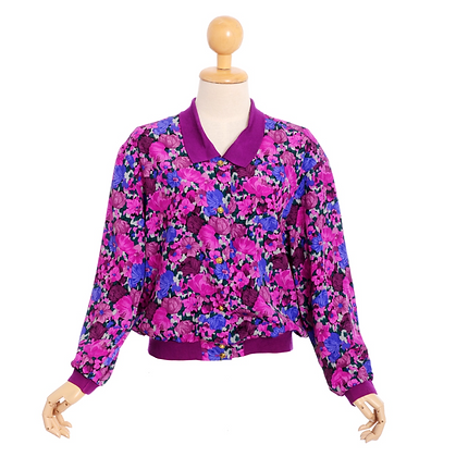 Punchy Purples Bomber