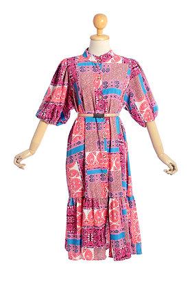 Paisley Pop Dress