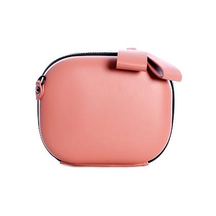 Contemporary Blush Bag