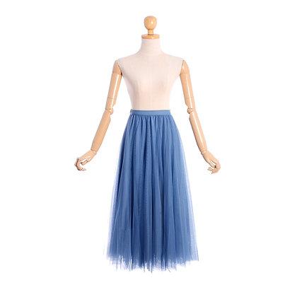 Party 'til Dusk Tulle Skirt