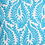 Thumbnail: Sky Blue Foliage Cushion Cover