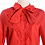 Thumbnail: Ruby Red Vintage Blouse