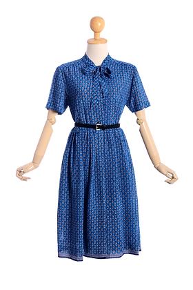 Roman Holiday Vintage Dress