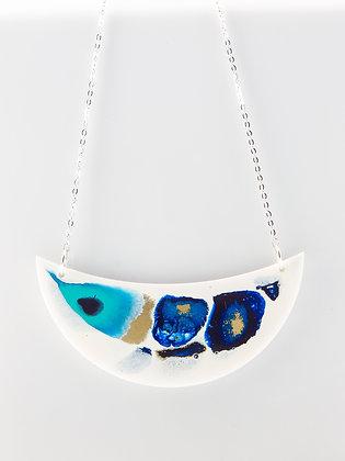Ciara O'Neill Aqua Star Dust Necklace