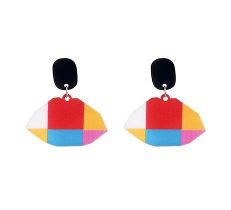 Pop Art Earrings