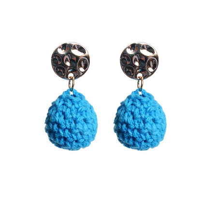 Baby Blue, Just For You Earrings