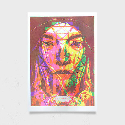 Sonofafox 'Forever Changes' print