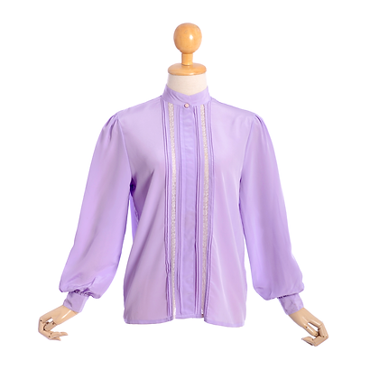 Under The Lilac Tree Blouse