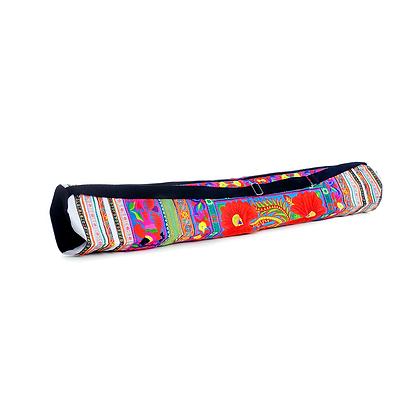 Yoga Bag - Artful Anthuriums
