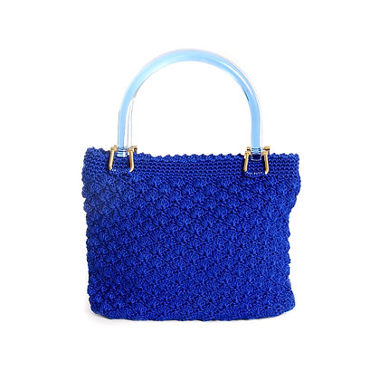 Ultramarine Vintage Bag