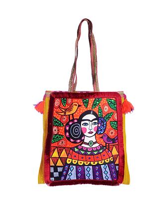 Perfectly Perched Frida Medium Shopper