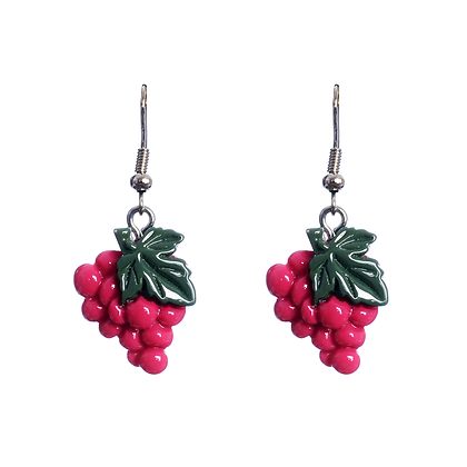 Gimme Grapes Earrings