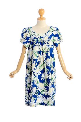 Water Lillies Vintage Dress