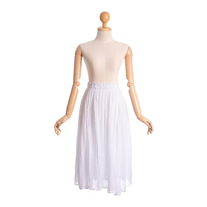 Porcelain Prairie Vintage Skirt