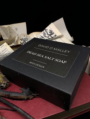David O Malley Dead Sea Salt Soap