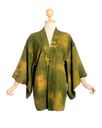 Savé Valley Vintage Kimono