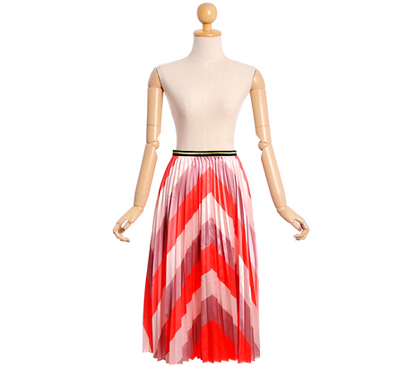 Pretty in Pleats Skirt
