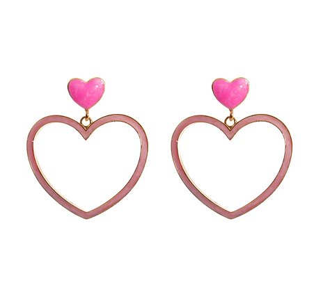 'Eat Your Heart Out' Earrings