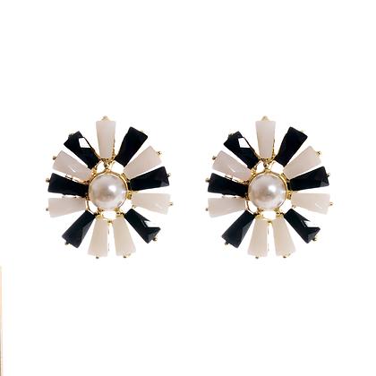 Audrey Floral Earrings