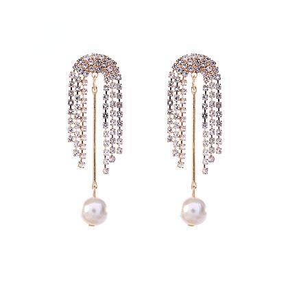 Statement Diamanté Earrings