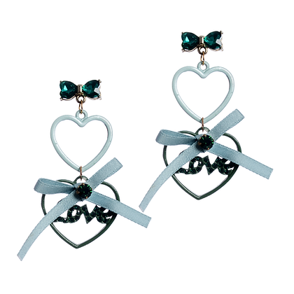 I'm Saving All My Love For You Earrings