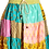 Thumbnail: Colours Of The Wind Vintage Patchwork Skirt