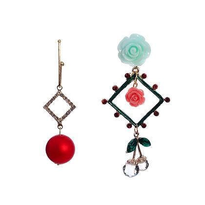 Ruby & Rose Earrings